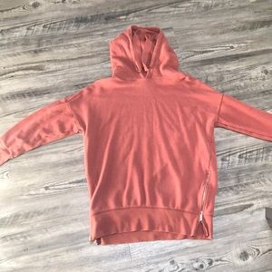 Orange Arie (American Eagle) Long Hoodie